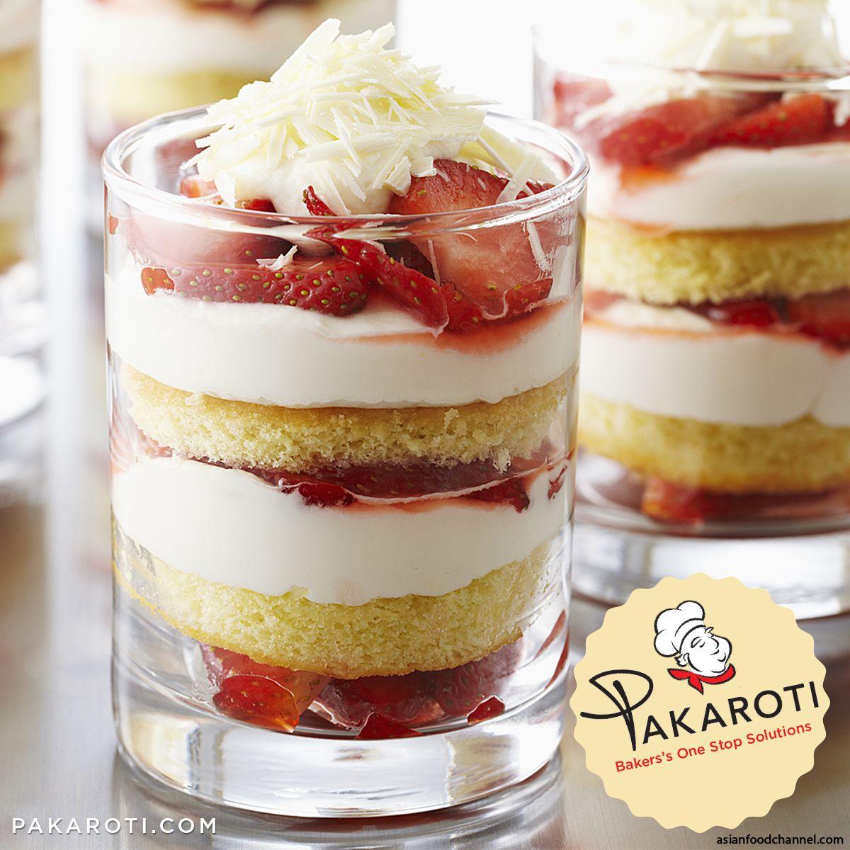 Trifle Adalah Hidangan Penutup Khas Inggris Yang Terbuat Dari