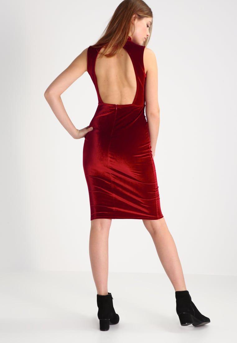 Rode Jurk Zalando.Rood Jurkje Zalando Populaire Jurken Modellen 2018