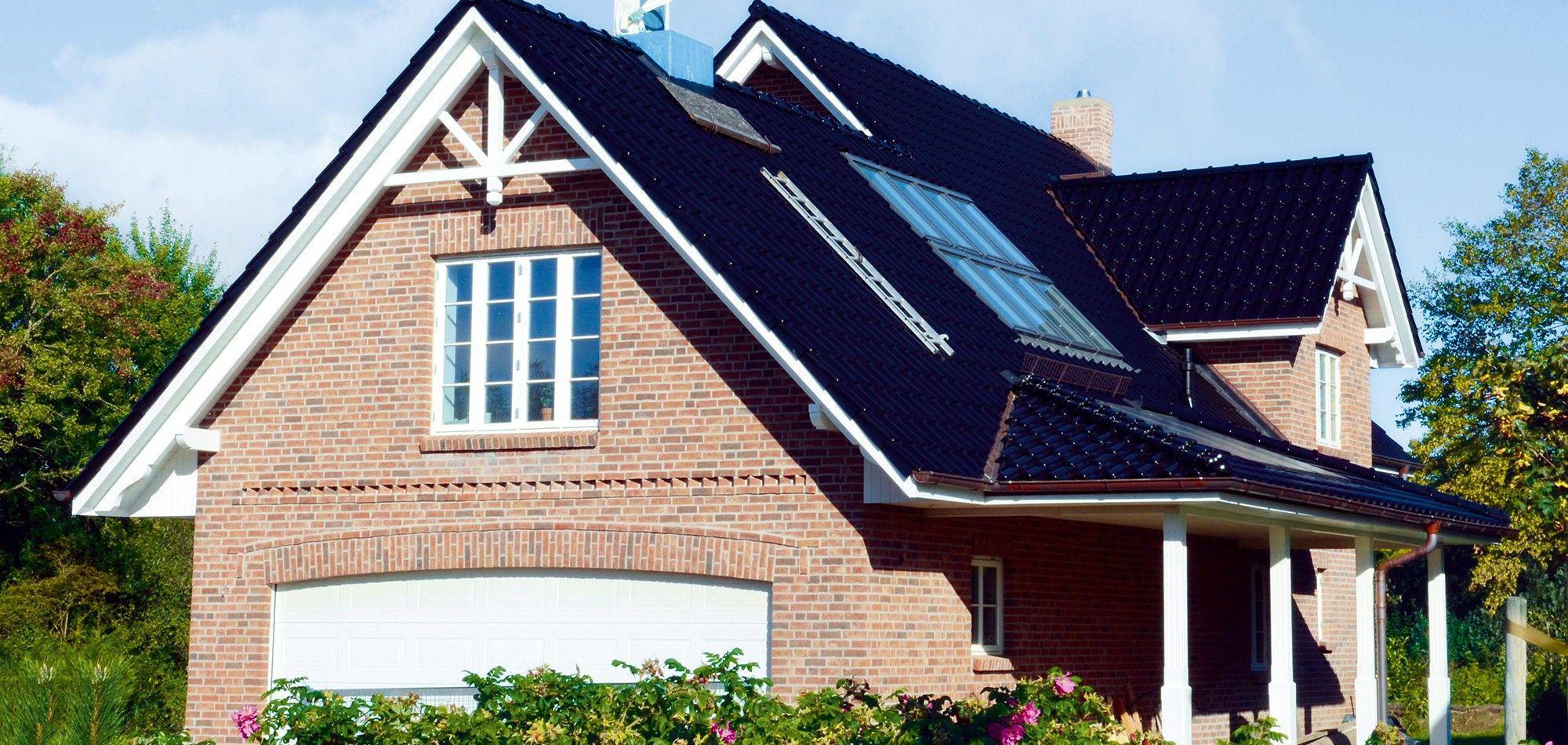 Verblendetes Einfamilienhaus Eutin Holzhäuser