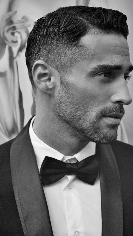 Vintage Inspirierte Frisuren Fur Manner Fur 2018 Vintage Undercut Manner Frisur Hairst Klassische Herrenfrisuren Lockiges Haar Manner Coole Manner Frisuren
