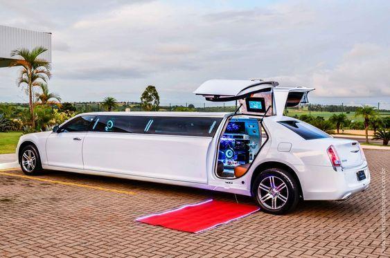 Justine Carine Wedding Limousine Limousine Car Limousine Super Luxury Cars