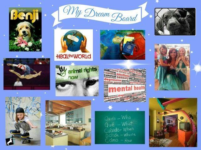 My Dream Board  <3