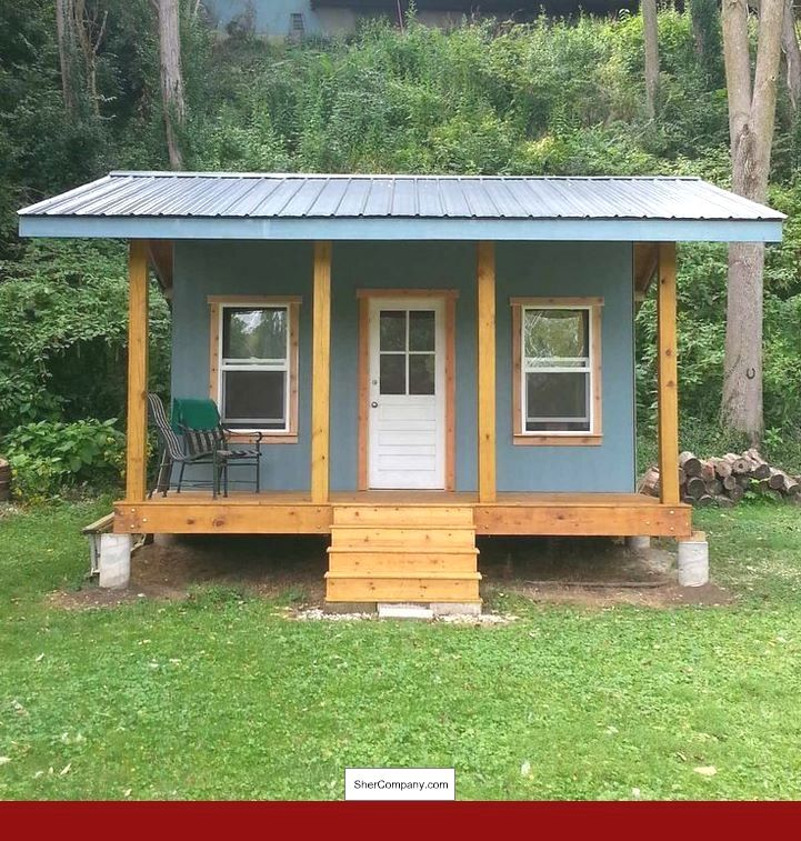 Pin by bw on DIY and crafts | Building a shed, Backyard ...