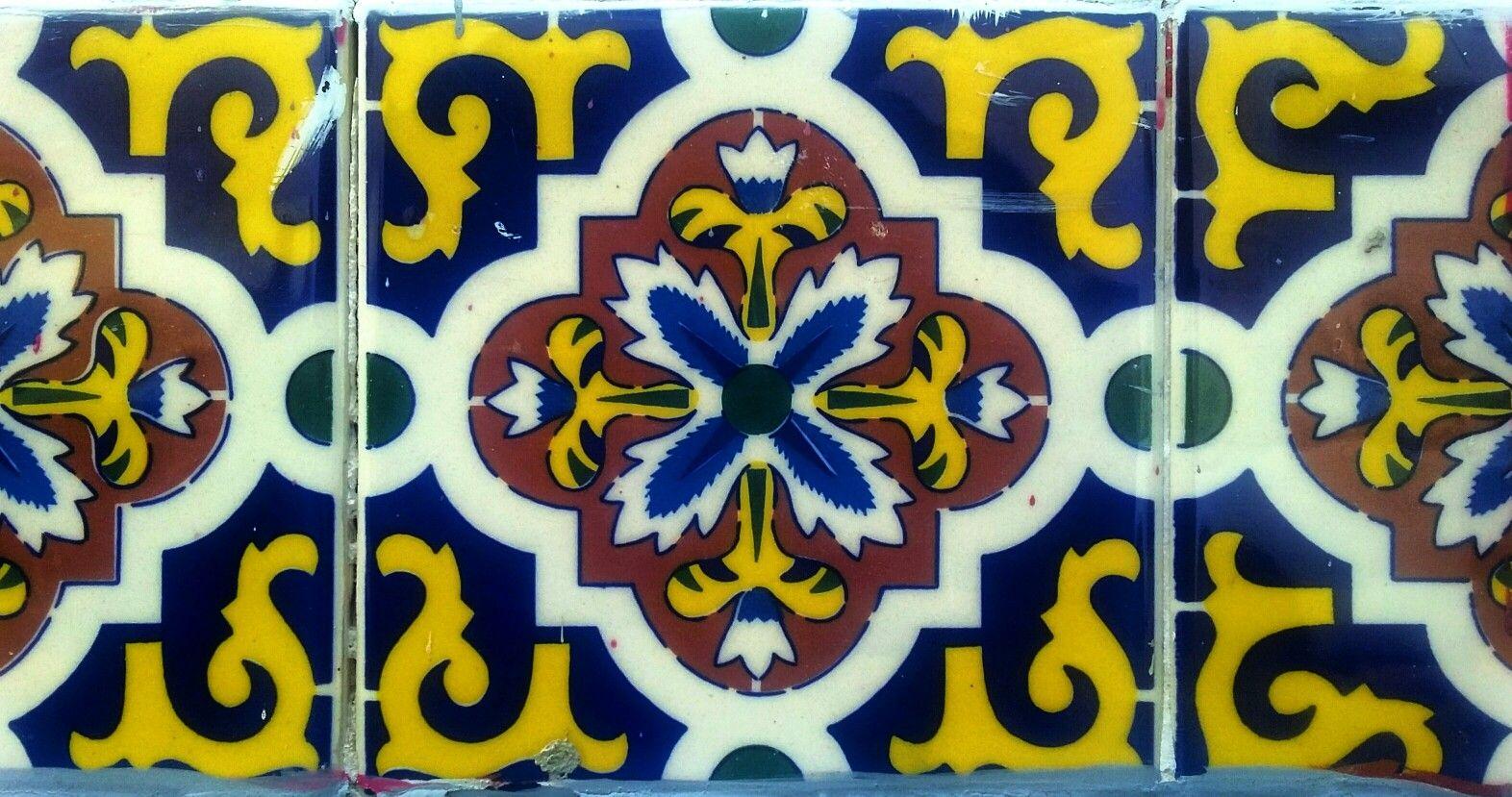 Mosaico Mexicano Talavera Mexican Simo Pinterest Mosaicos Y  # Muebles Tepito San Ysidro