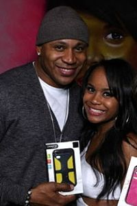 samaria smith daughter of rapper ll cool j 16 rappers kids