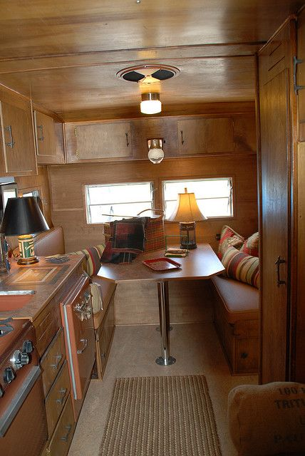 Small Camper Remodel Travel Trailers