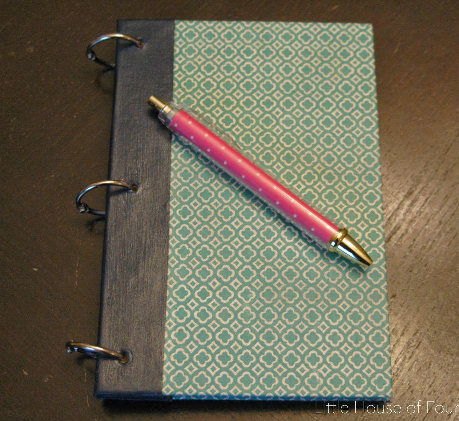 How To Make A Reader S Digest Notebook Book Art Diy Old Book Art Book Making