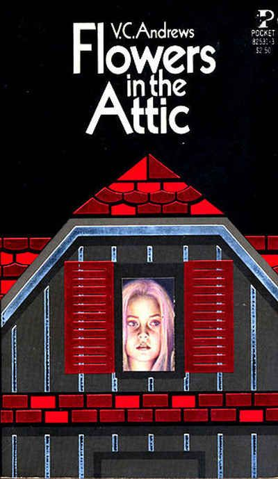 You May Have Been Forever Scarred By The 1979 Young Adult Book Flowers In The Attic Which Looked Like This F With Images Flowers In The Attic Favorite Books Adults Books