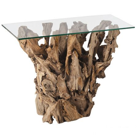 Modern Driftwood Console Table Pictures - New Driftwood sofa Table In 2019
