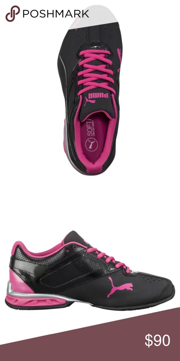 Puma running shoes, Black puma shoes