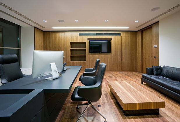Oficinas para directivos saludables y productivas mi oficina pinterest oficinas - Oficina del servicio andaluz de empleo ...