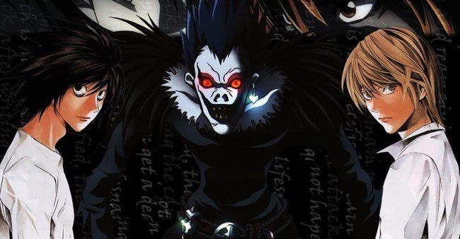 The Best Adult Anime Of All Time Death Note Anime Good Anime