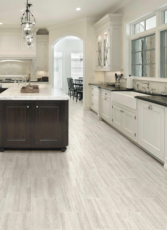 80 Alluring Kitchen Floor Ideas You Must Have 2018 Kitchen Vinyl Modern Kitchen Flooring Best Flooring For Kitchen