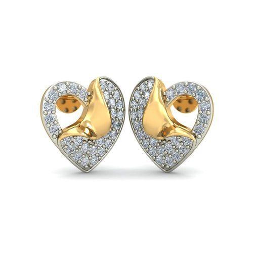Heart Shape Earrings Online