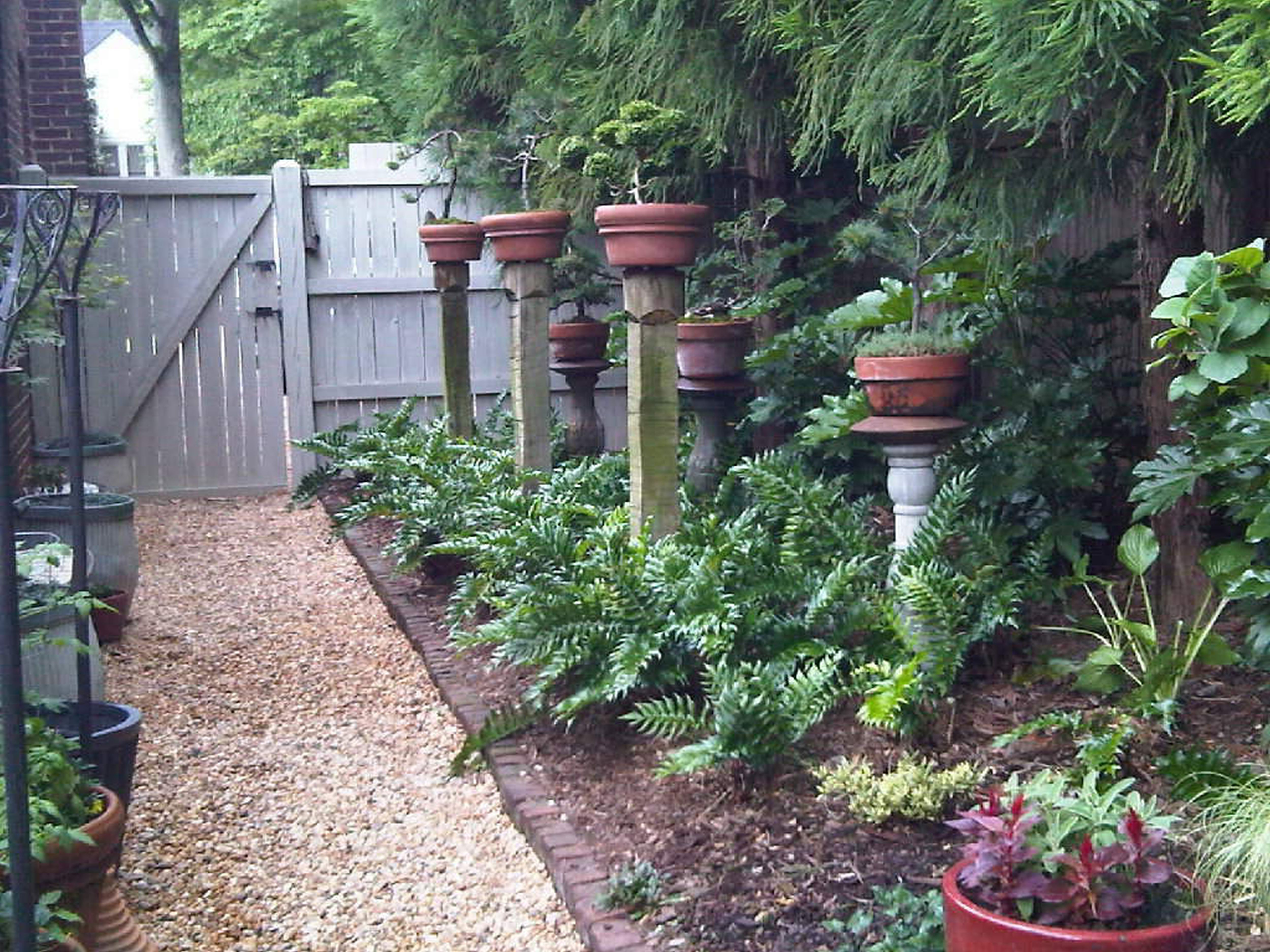 Agreeable Landscaping Ideas For Small Yards Complexion Entrancing