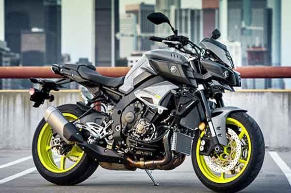 2017 Yamaha R1 called the FZ 10 in US Yamaha Pinterest