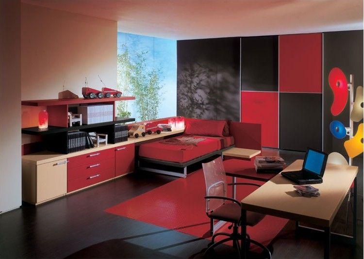 C mo decorar las habitaciones juveniles peque as 10 - Ideas para decorar habitaciones juveniles ...