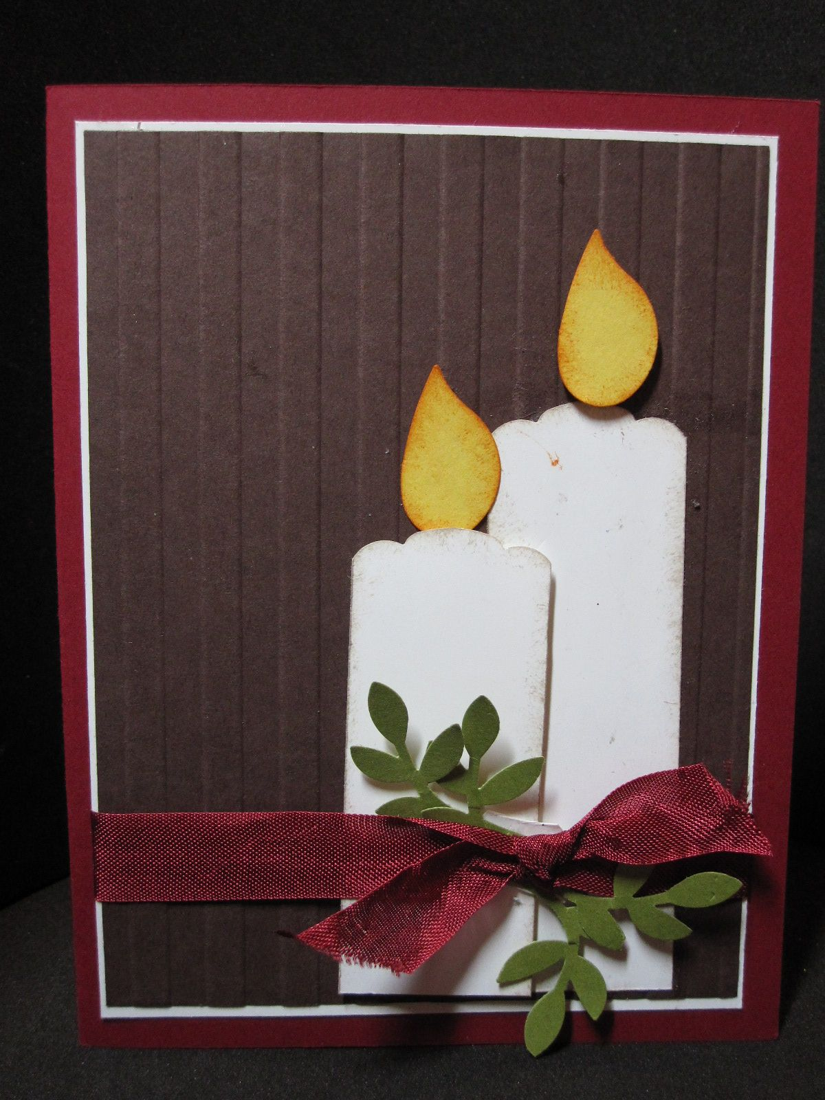 All Stampin Up current products ao today Cherry Cobber Chocolate