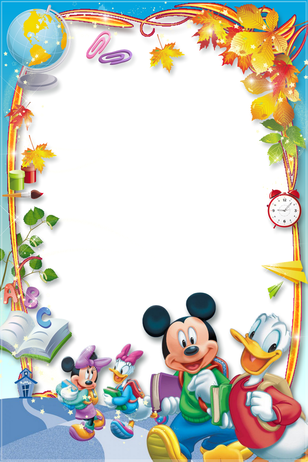 Border Design Disney Character : Mickey png buscar con google y minnie