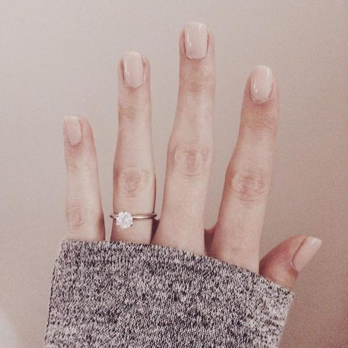 Brides: The Best Engagement Ring Selfie Pictures
