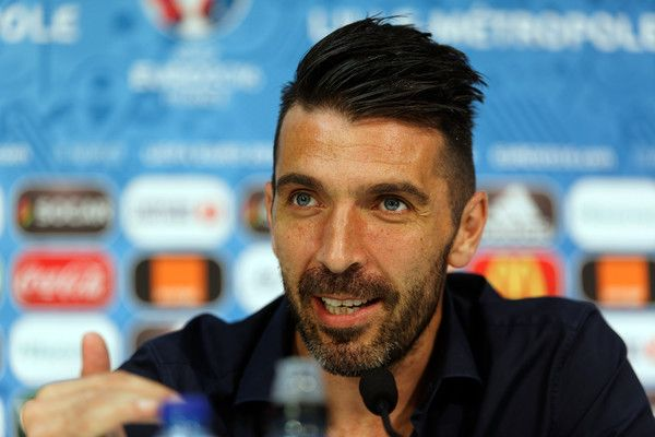 Euro 2016 - Italy Press Conference - Pictures - Zimbio