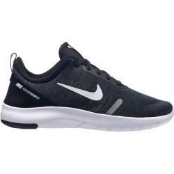 Photo of Nike boys' Flex Experience Rn 8 running shoes, size 36 ½ in black / white-cool gray-reflect, size 36 ½