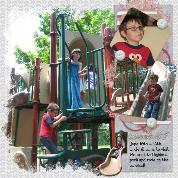 The Digichick :: Digital Kits :: Winter Melody Kit