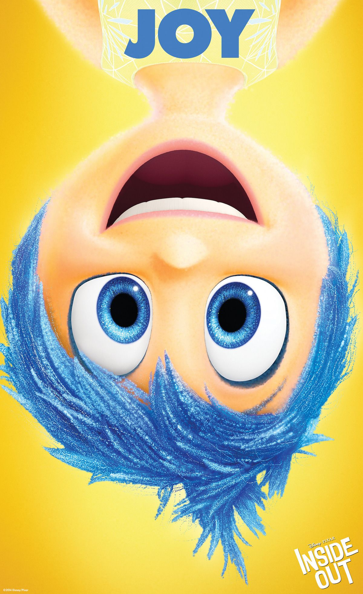 Joy from Pixar's 'Inside Out'