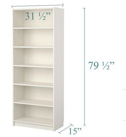 Modern 15 inch deep billy bookcase tutorial changing them into built ins Luxury - Style Of ikea built in cabinets Top Design