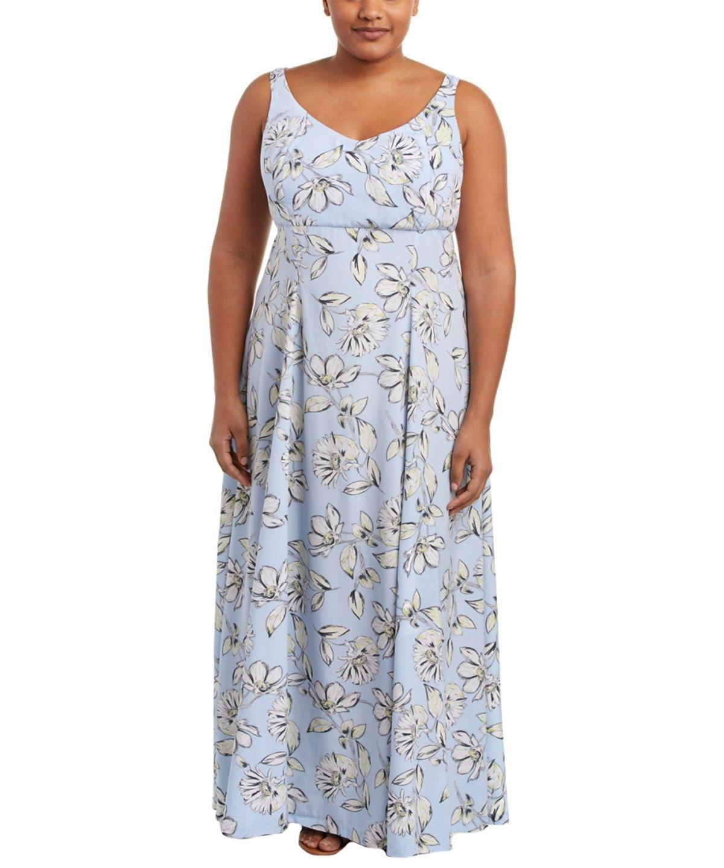 Bb dakota bb dakota plus printed maxi dressu bbdakota cloth