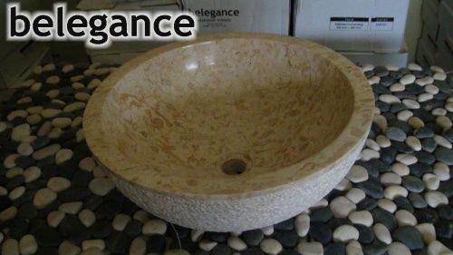 Belegance Umywalka Kamienna Marmur 45x18cm Kremowa 3944236384 Oficjalne Archiwum Allegro Decorative Bowls Bowl Home Decor