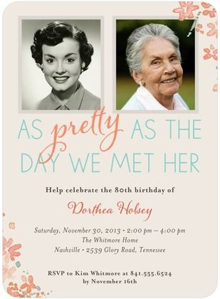 90th milestone birthday | 90th birthday parties, 90 birthday and, Birthday invitations