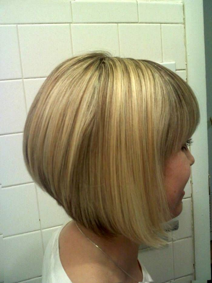 Medium Graduated Bob Hairstyle Pics Excellence Hairstyles Gallery
