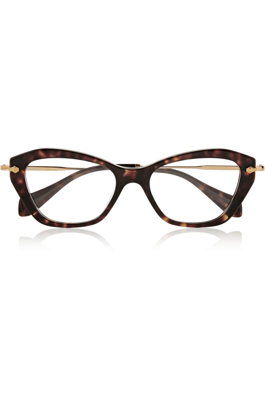 b644ddc90c Miu Miu | Cat eye acetate optical glasses | LENTES | Gafas de ver ...
