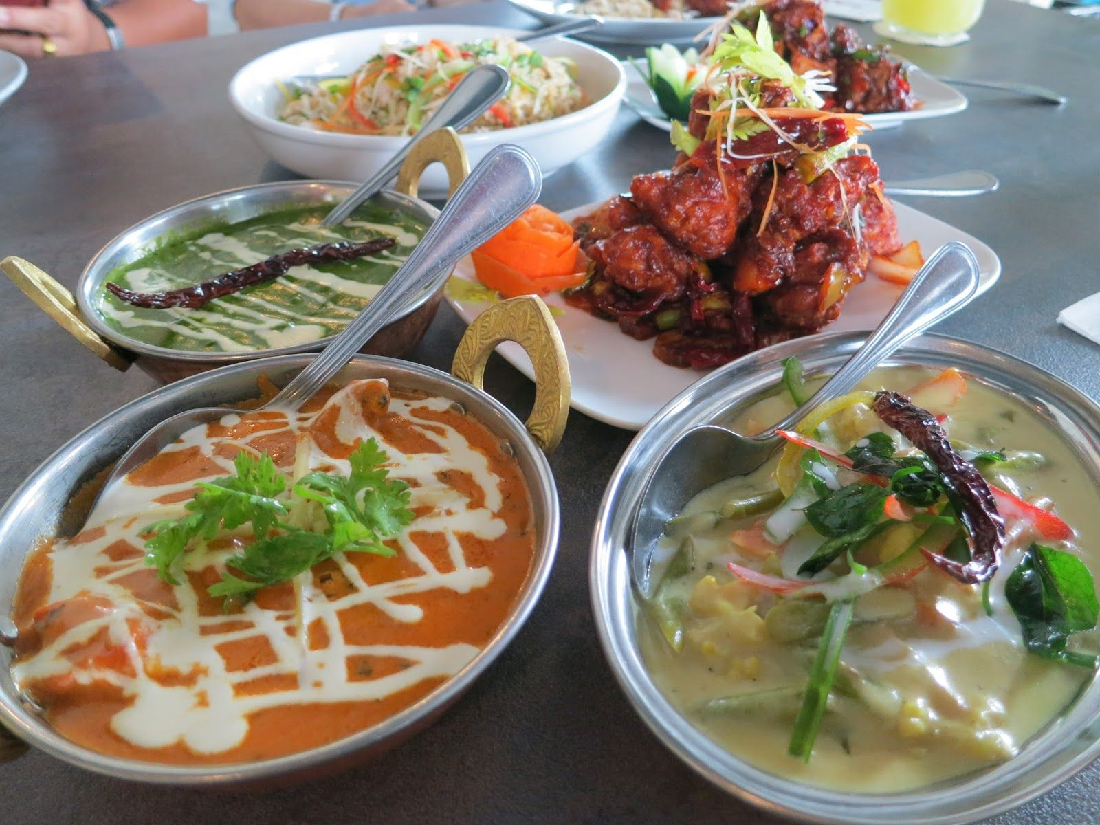 Indian Chinese Dishes Chinese Dishes Asian Recipes Indian Dishes