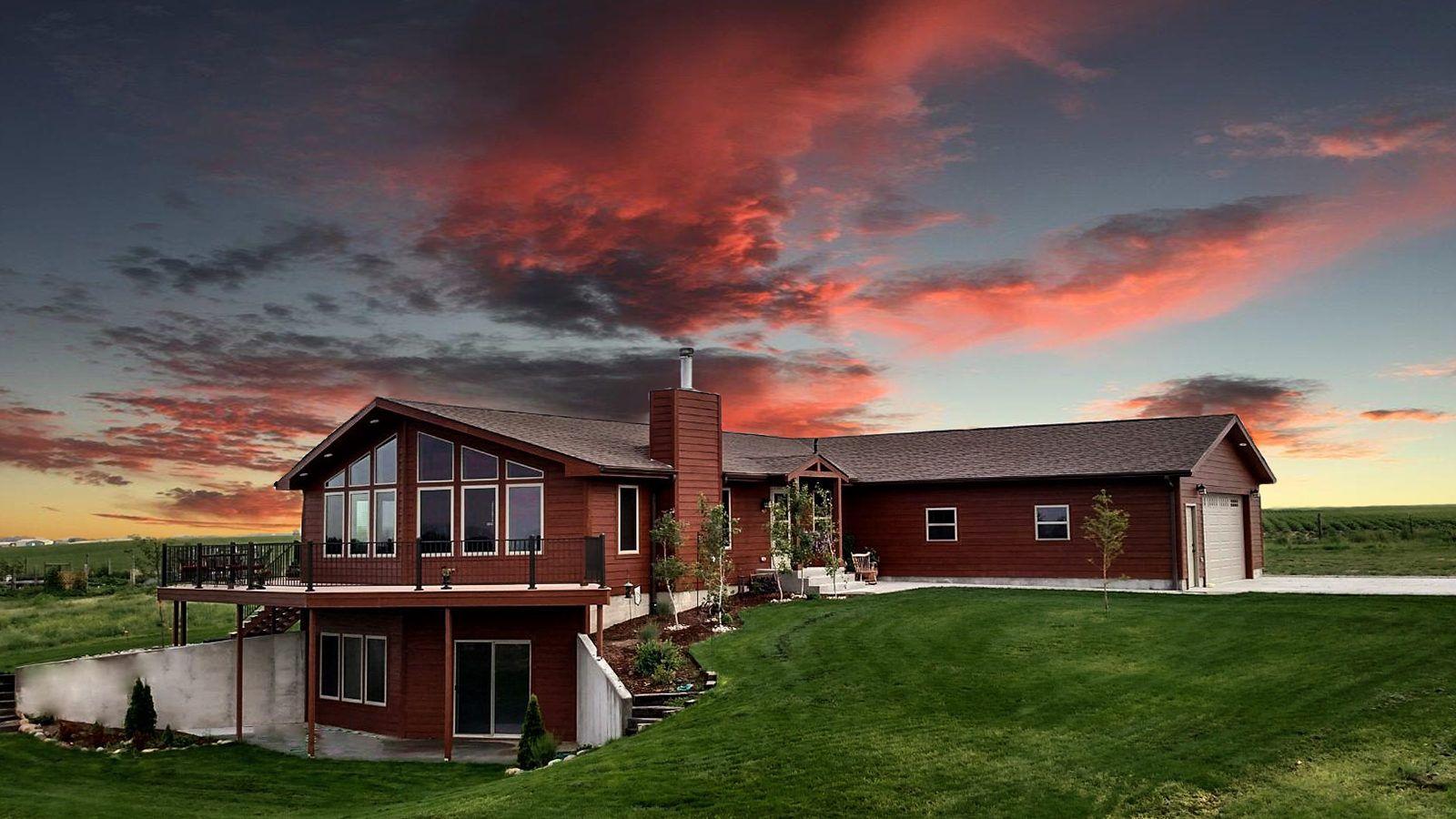 Ponderosa2 amazing architecture house styles wyoming