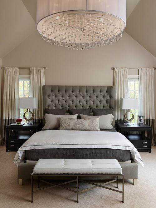 Transitional Bedroom Design Ideas Remodels Photos Houzz Transitional Bedroom Design Modern Bedroom Design Master Bedrooms Decor