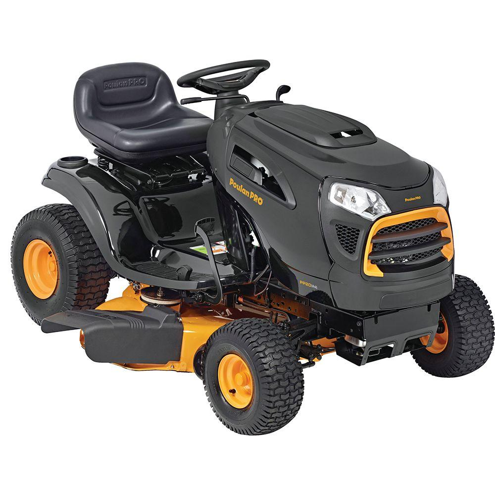 Poulan Pro Pp19a42 42 In 19 Hp Briggs Stratton Automatic Gas
