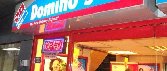domino s pizza restaurant c21 mall in indore