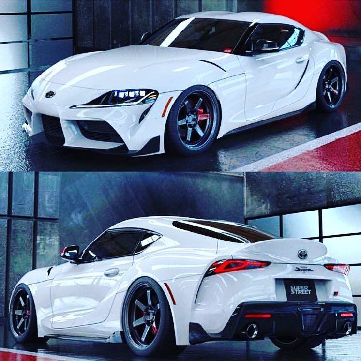 2020 Toyota Supra Tuning | Toyota supra, New toyota supra, Classic cars