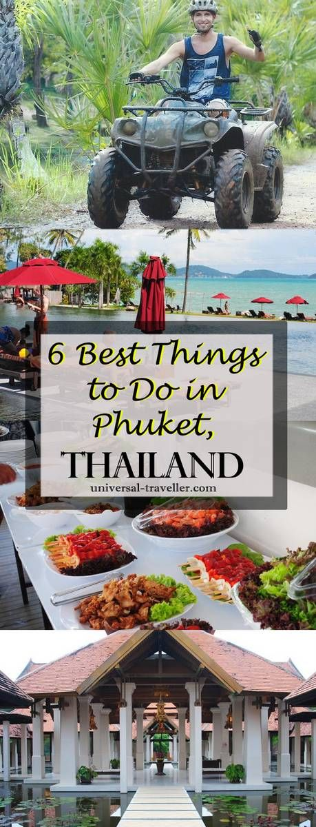 What to do In Phuket. Phuket points of interest for your next trip.