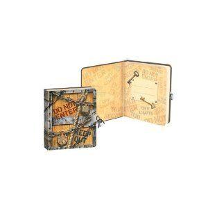Peaceable Kingdom / Lock & Key Diary `Top Secret` (bestseller)
