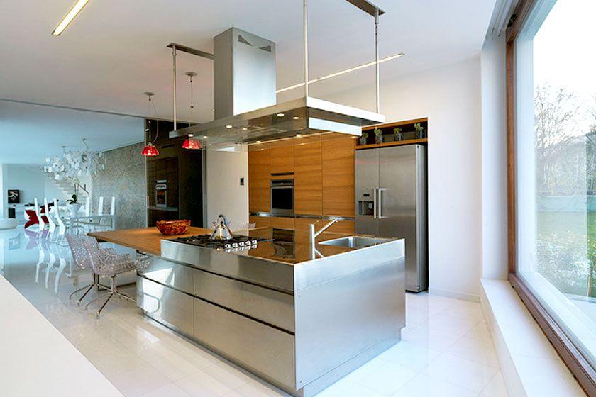 Roestvrij Stalen Keuken : De industriële keuken ingrediënten heel veel inspiratie