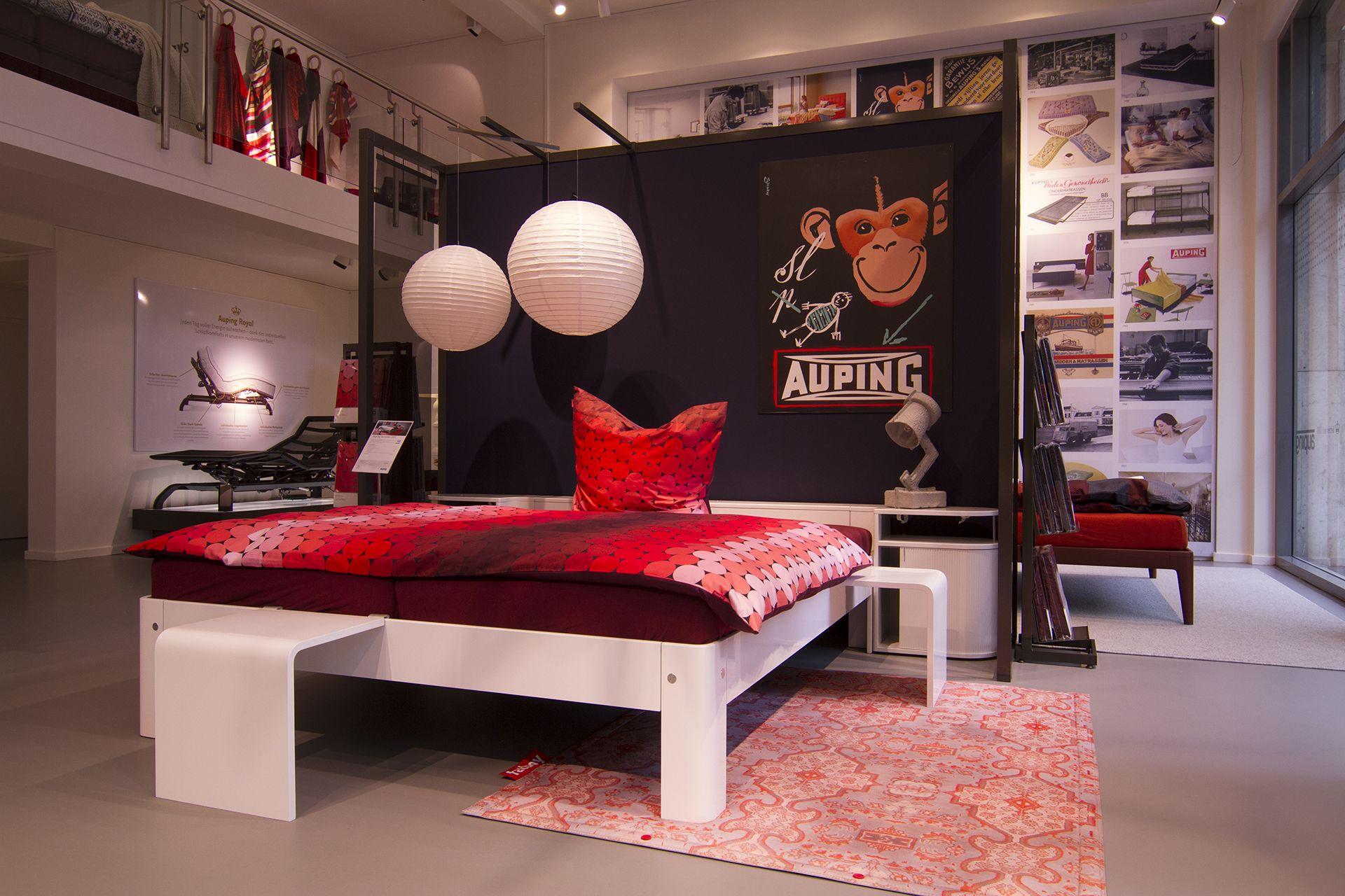Auronde Klassiker Auping Plaza Koln Auping Design Dutchquality Bettwasche Design Bett