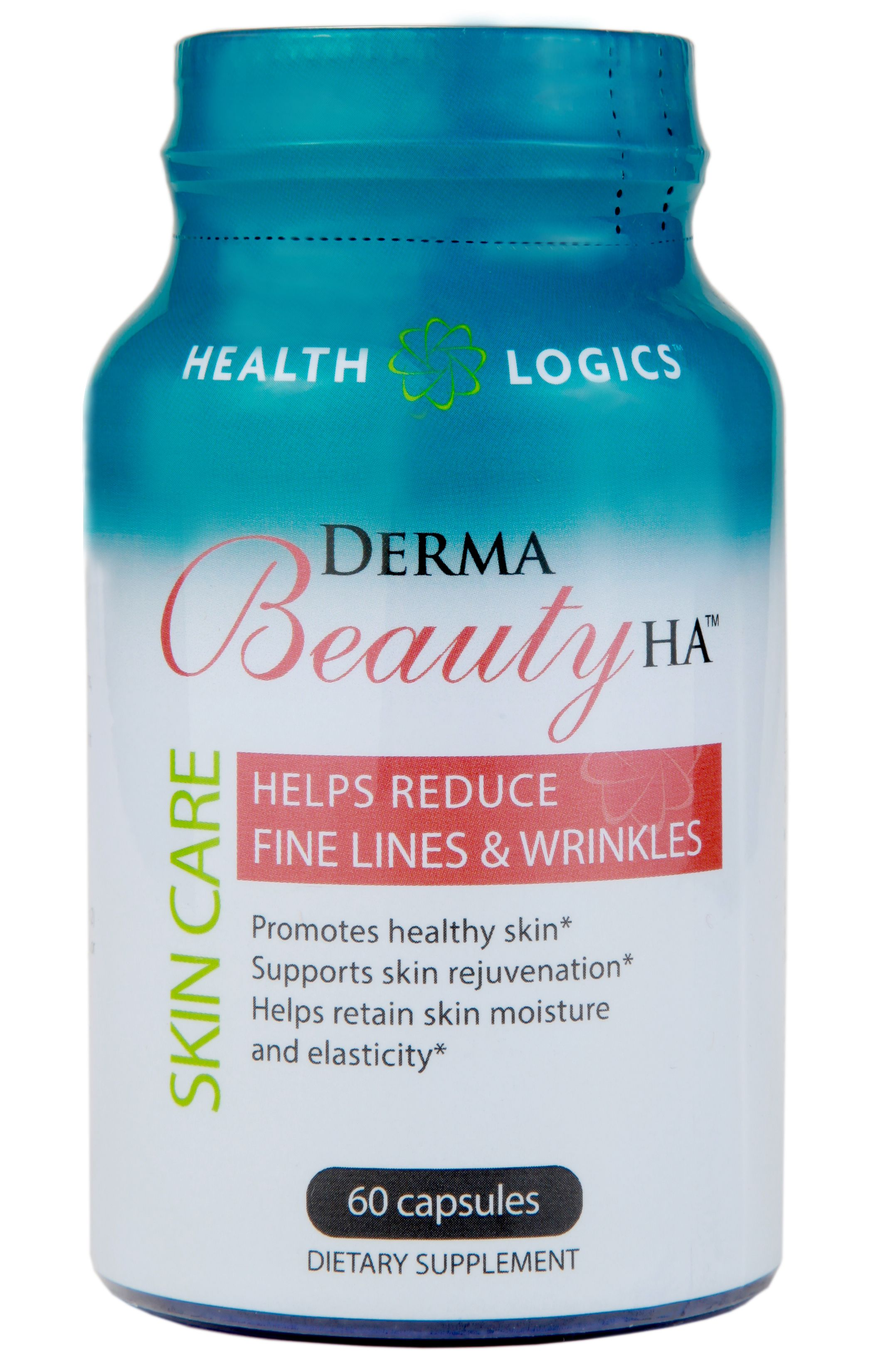 Check out the fresh new labels on Health Logics Derma Beauty HA.  Welcome to the family beautiful!