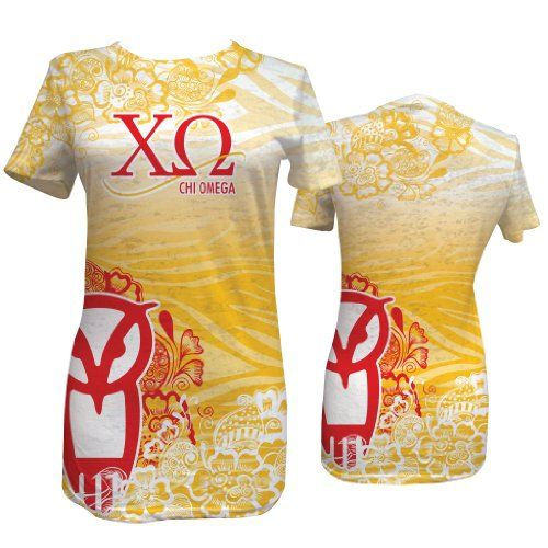 Chi Omega Yellow Zebra Print Ladies Burnout Fashion Tee (small) VictoryStore http://www.amazon.com/dp/B00GWMTPOM/ref=cm_sw_r_pi_dp_mz27vb0SJMGD5