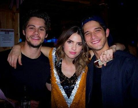 Dylan, Shelley, Tyler
