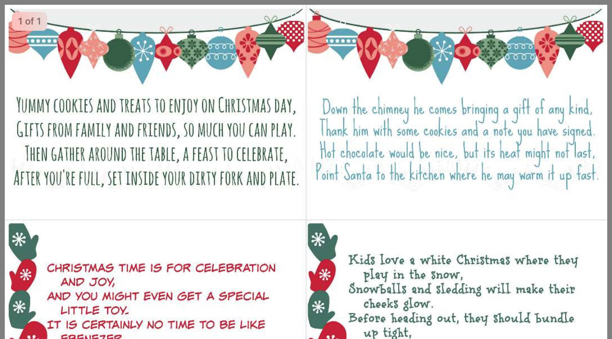 Pin by Cathy Paff on Crafts Christmas scavenger hunt