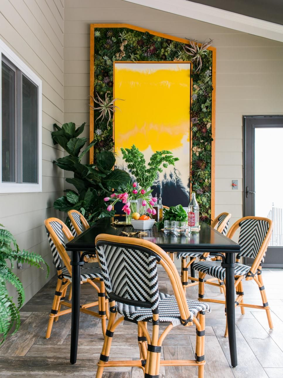 Screened Porch At HGTV Smart Home 2016 >> Http://www.hgtv