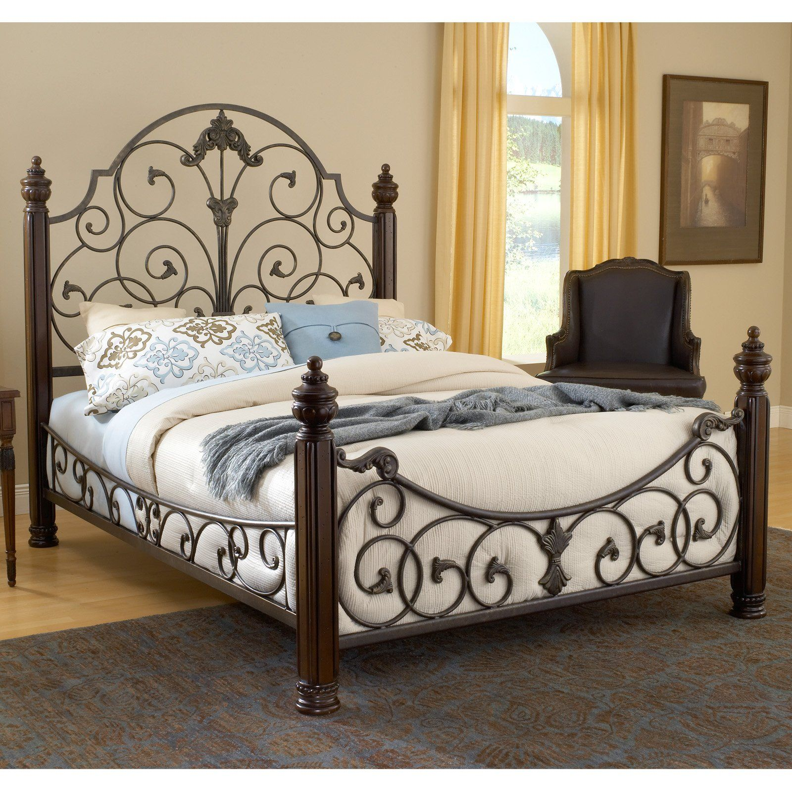 Have to have it. Gastone Bed $479.00 | Books Worth Reading ...